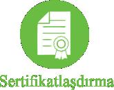 sertifikatlasdirma